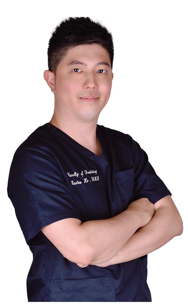 Dr. Burton Ho